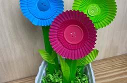 Berry Carton Flowers